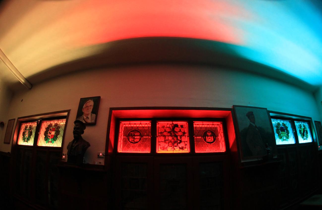 LEDButzenscheibenbeleuchtung