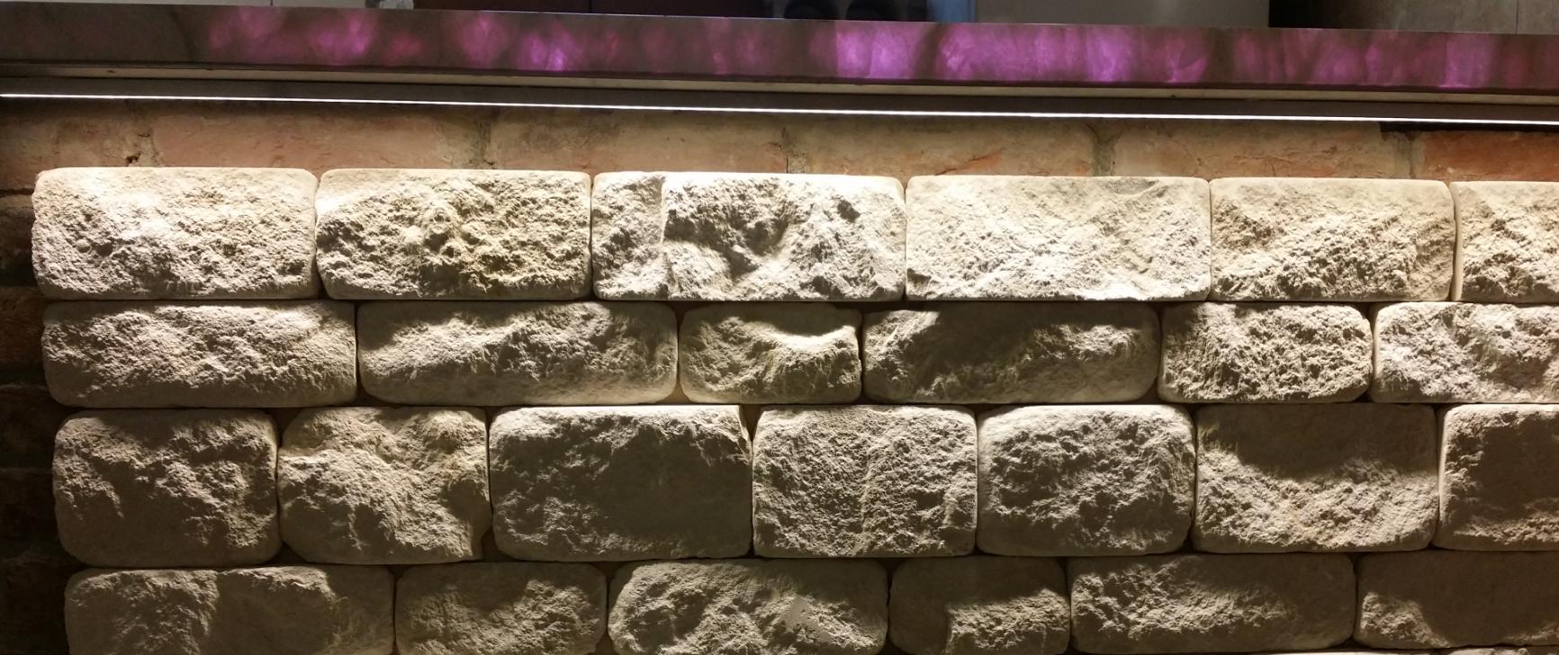 MauerbeleuchtungVillaindoor